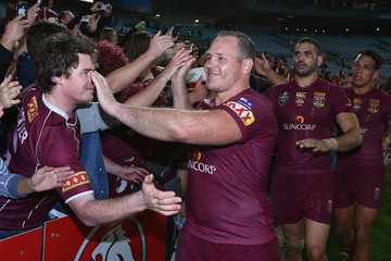 Will Chamber State of Origin I - NSW v QLD