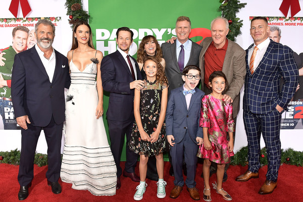 Premiere of Paramount Pictures' 'Daddy's Home 2' - Red Carpet