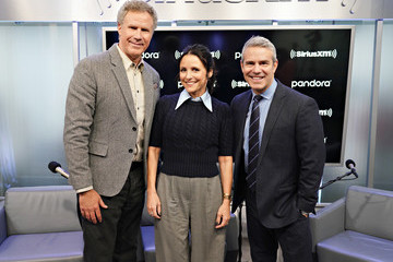 Will Ferrell Julia Louis-Dreyfus SiriusXM's Town Hall With The Cast Of 'Downhill' Hosted By Andy Cohen