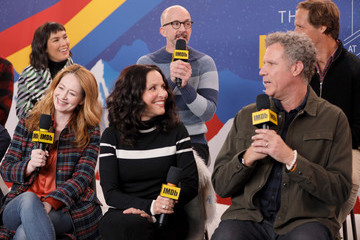 Will Ferrell Julia Louis-Dreyfus The IMDb Studio At Acura Festival Village On Location At The 2020 Sundance Film Festival – Day 2