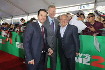 Will Ferrell Mark Wahlberg 'Daddy's Home 2' - Los Angeles Premiere
