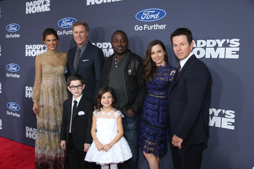 Will Ferrell Mark Wahlberg 'Daddy's Home' New York Premiere