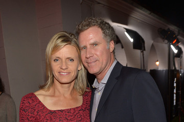 Will Ferrell Viveca Paulin GQ Men Of The Year Party - Inside