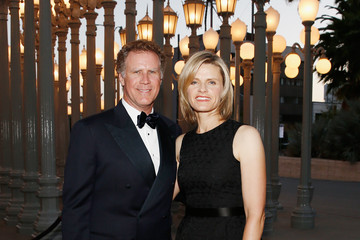 Will Ferrell Viveca Paulin LACMA 50th Anniversary Gala Sponsored By Christies - Red Carpet