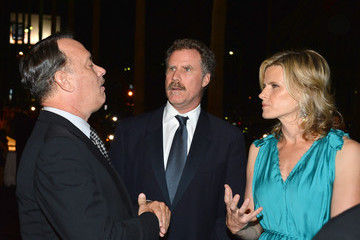 Will Ferrell Viveca Paulin LACMA 2012 Art + Film Gala Honoring Ed Ruscha And Stanley Kubrick Presented By Gucci - Red Carpet