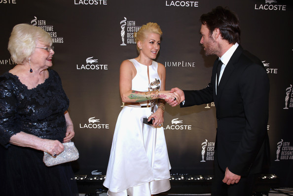 16th Costume Designers Guild Awards With Presenting Sponsor Lacoste - Green Room
