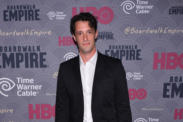 Will Janowitz 'Boardwalk Empire' Season 4 Launch in NYC