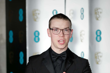 Will Poulter EE British Academy Film Awards Gala Dinner - Red Carpet Arrivals