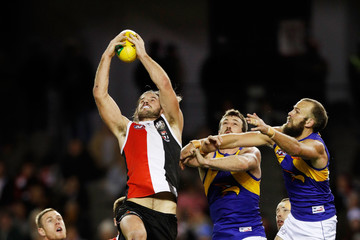 Will Schofield AFL Rd 20 - St Kilda v West Coast