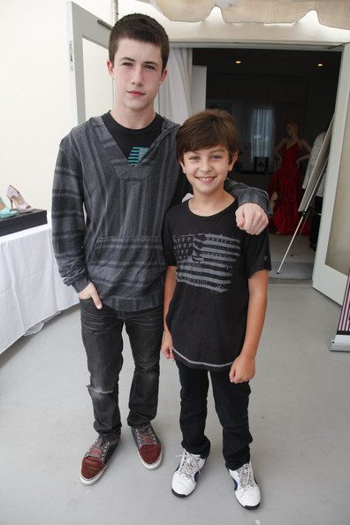 Will Shadley and Dylan Minnette Photos - 1 of 1