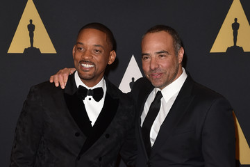 Will Smith Academy of Motion Picture Arts and Sciences' 7th Annual Governors Awards - Arrivals