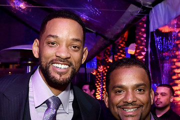 Will Smith Alfonso Ribeiro 'Focus' Afterparty in LA