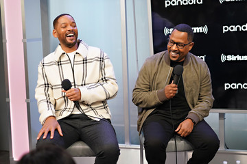 Will Smith SiriusXM's Town Hall With The Cast Of 'Bad Boys For Life' Hosted By SiriusXM's Sway Calloway