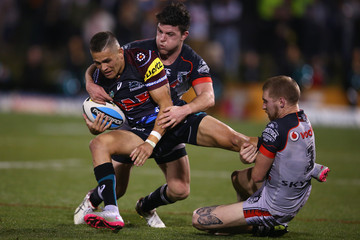 Will Smith NRL Rd 23 - Panthers v Warriors