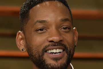Will Smith Stars at the Vanity Fair Oscar Party