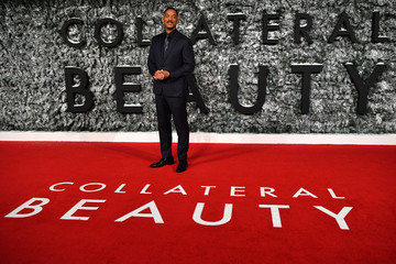 Will Smith 'Collateral Beauty' - European Premiere - Red Carpet Arrivals