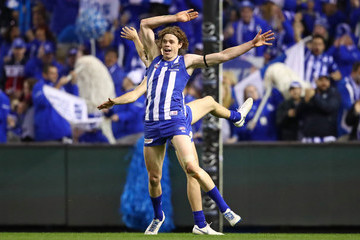 Will Walker AFL Rd 21 - North Melbourne vs. Western Bulldogs