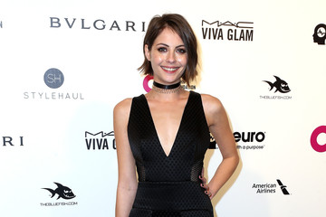 Willa Holland Celebrities Attend an Oscar Viewing Party