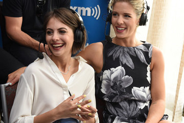 Willa Holland SiriusXM's Entertainment Weekly Radio Channel Broadcasts From Comic-Con 2016 - Day 3