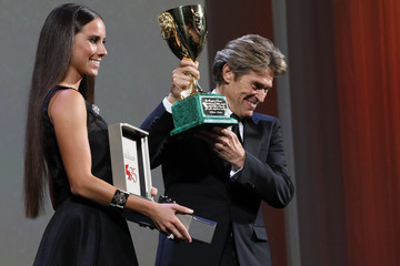 Willem Dafoe Closing Ceremony: 75th Venice International Film Festival - Jaeger-LeCoultre Collection