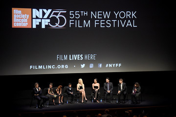 Willem Dafoe Chris Bergoch 55th New York Film Festival - 'The Florida Project'