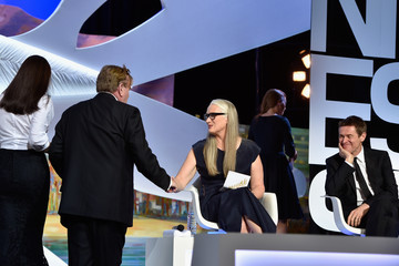 Willem Dafoe Jane Campion Closing Ceremony - The 67th Annual Cannes Film Festival
