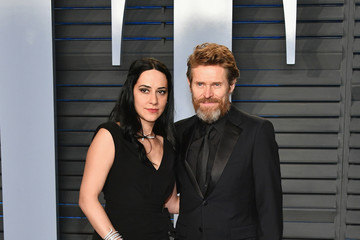 Willem Dafoe 2018 Vanity Fair Oscar Party Hosted By Radhika Jones - Arrivals