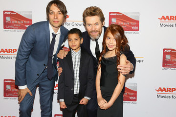 Willem Dafoe Sean Baker AARP's 17th Annual Movies For Grownups Awards - Arrivals