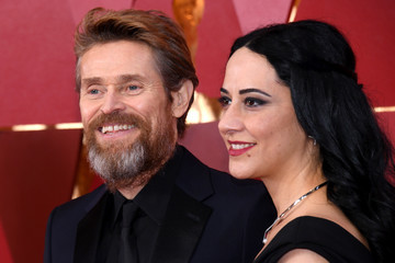 Willem Dafoe 90th Annual Academy Awards - Arrivals
