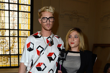 William Carnimolla PFW: Front Row at Jean Paul Gaultier