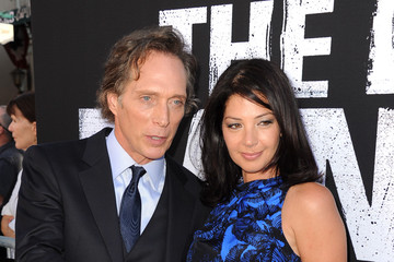 "William Fichtner Kymberly Kalil Premiere Of Walt Disney Pictures' ""The Lone Ranger"" - Red Carpet"