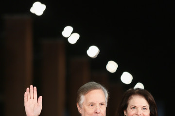 William Friedkin Sherry Lansing William Friedkin and Dario Argento Red Carpet  - The 10th Rome Film Fest