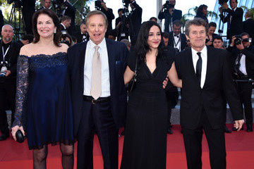 William Friedkin Sherry Lansing 'Graduation (Bacalaureat)' - Red Carpet Arrivals - The 69th Annual Cannes Film Festival