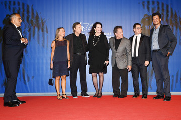 William Friedkin Sherry Lansing 'The Devil and Father Amorth' Premiere - 74th Venice Film Festival