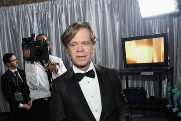 William H. Macy The 23rd Annual Screen Actors Guild Awards - Trophy Room