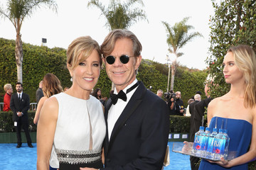 William H. Macy Landmark Vineyards At The 22nd Annual Critics' Choice Awards