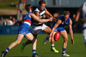 William Hayes VFL Rd 6 - Footscray v Geelong