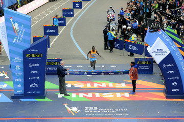 William J. Bratton TAG Heuer Official Timekeeper and Timepiece of 2015 TCS New York City Marathon