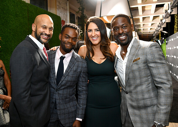The Hollywood Reporter And SAG-AFTRA 3rd Annual Emmy Nominees Night - Red Carpet