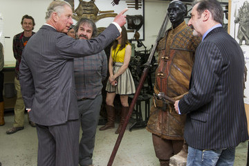 William Kircher The Prince Of Wales And Duchess Of Cornwall Visit New Zealand - Day 5