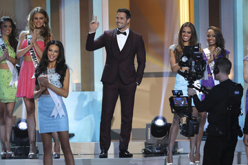 William Levy The 63rd Annual Miss Universe Pageant - Show
