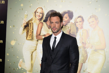 William Levy 'The Single Mom's Club' Premiere — Part 2