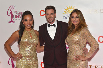 William Levy The 63rd Annual Miss Universe Pageant Red Carpet