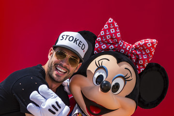 William Levy Actor William Levy Vacations With His Family Aboard the Disney Dream