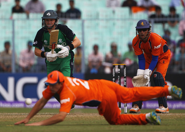 Ireland v Netherlands: Group B - 2011 ICC World Cup