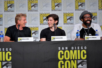 William Zabka 2019 Comic-Con International - Entertainment Weekly: Brave Warriors