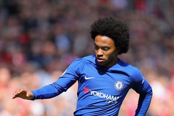 Willian Southampton vs. Chelsea - Premier League