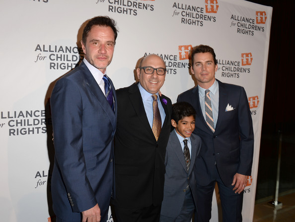 Arrivals at the Alliance for Children's Rights Dinner