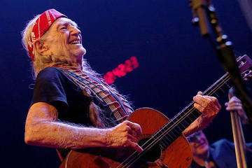 Willie Nelson Willie Nelson Performs In Concert