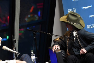 Willie Nelson Willie Nelson Discusses 'God's Problem Child' During an Album Premiere Special on His SiriusXM Channel Willie's Roadhouse at SiriusXM's Music Theatre in Nashville